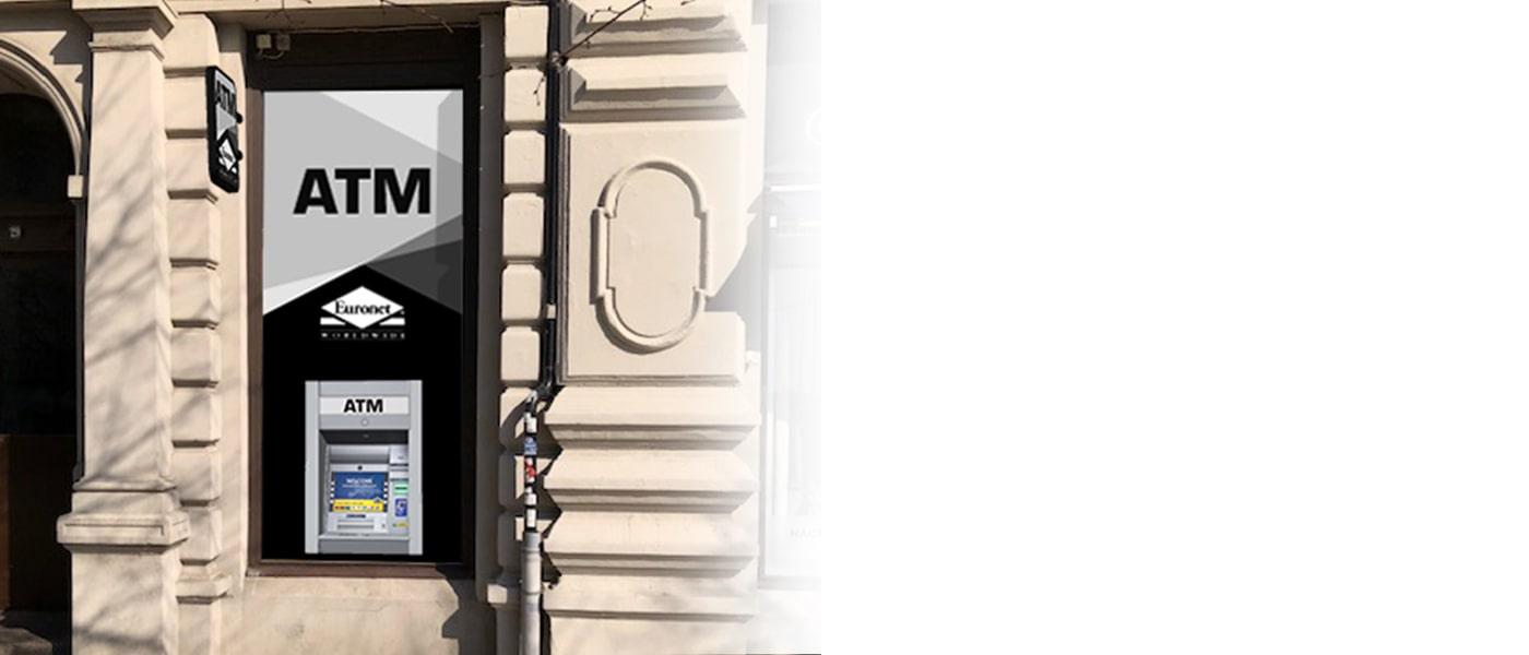 En Euronet-bankomat kan gynna din verksamhet och ge kunderna bekväm åtkomst till sina kontanter.